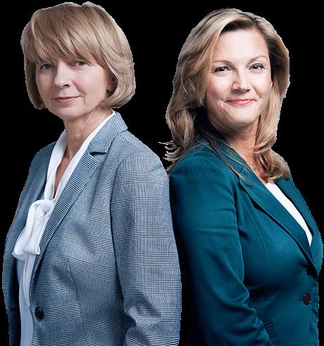 Rzecznicy patentowi - Katarzyna Karcz i Anna Zakrocka